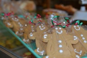 Christmas Ginger Bread Men