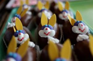 Easter Bunny Eggs